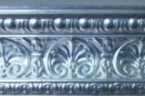 Pressed Metal Cornices