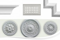 Decorative Plaster Ceiling Products