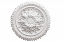 6.1) Plaster Ceiling Roses and Centrepieces