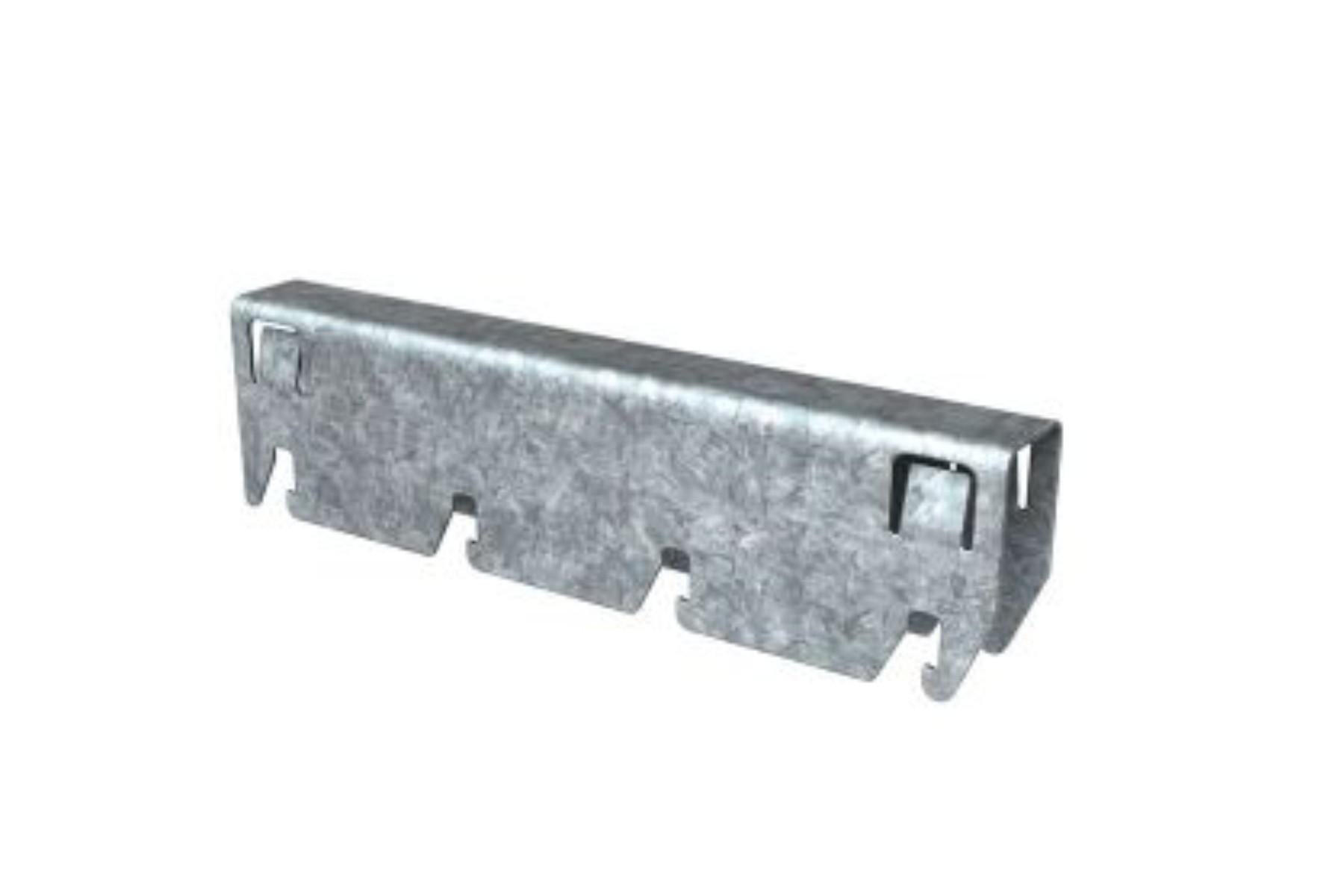 Linear Slot Diffuser 4 : Rondo linear diffuser spacer