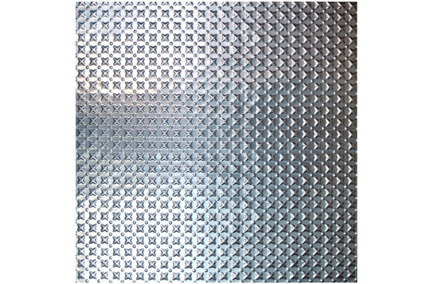 Wunderlich Pressed Metal Panels No 1387 Stars