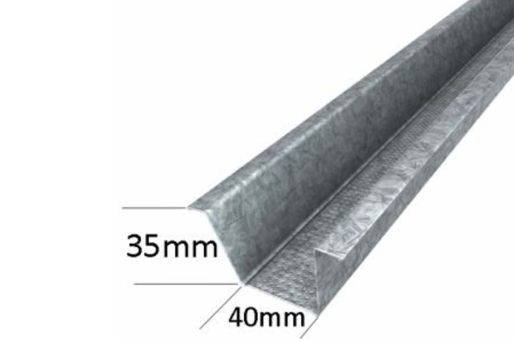 Rondo 310 35mm Ceiling Batten
