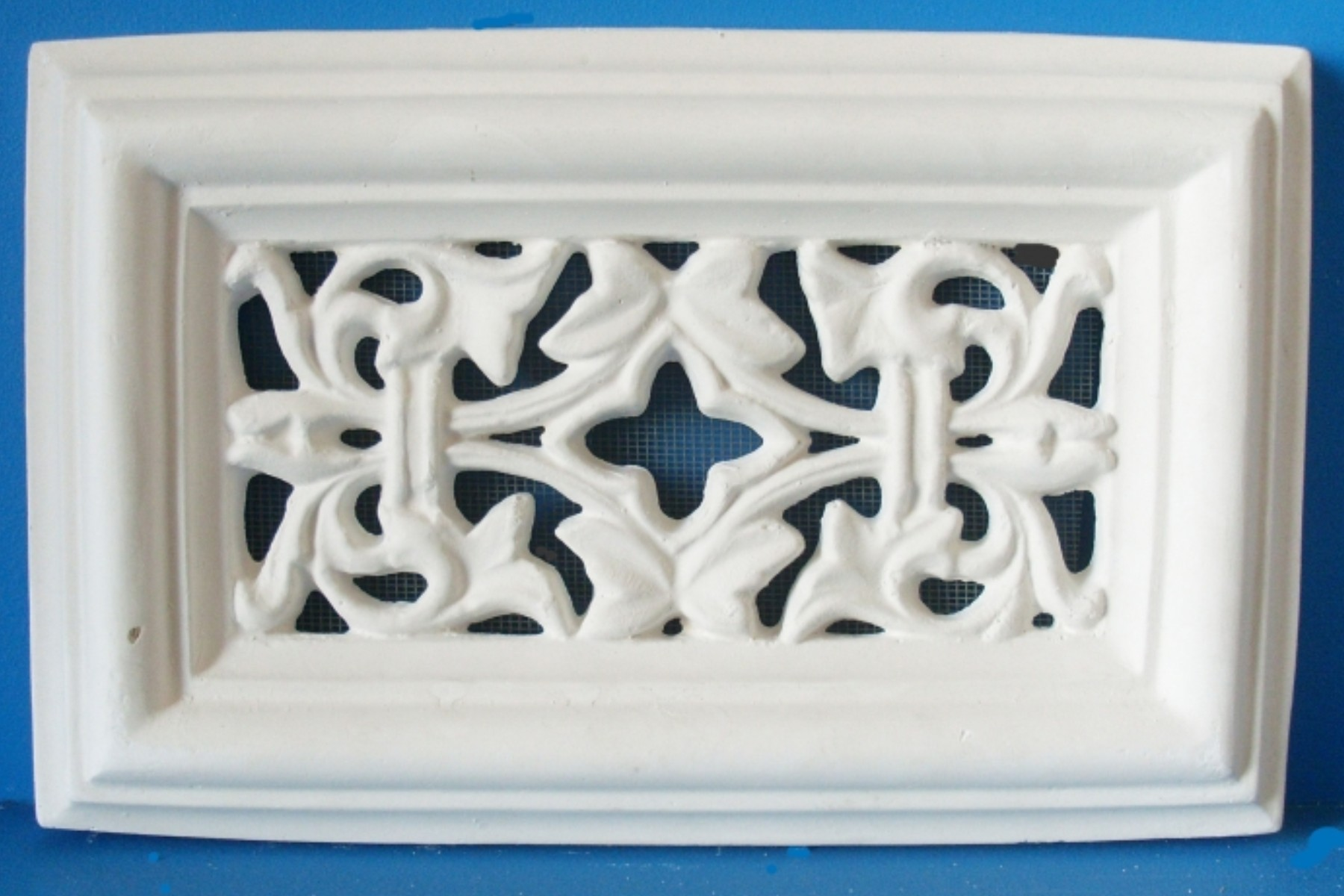 Plaster vent 12 - Decorative wall vent ...