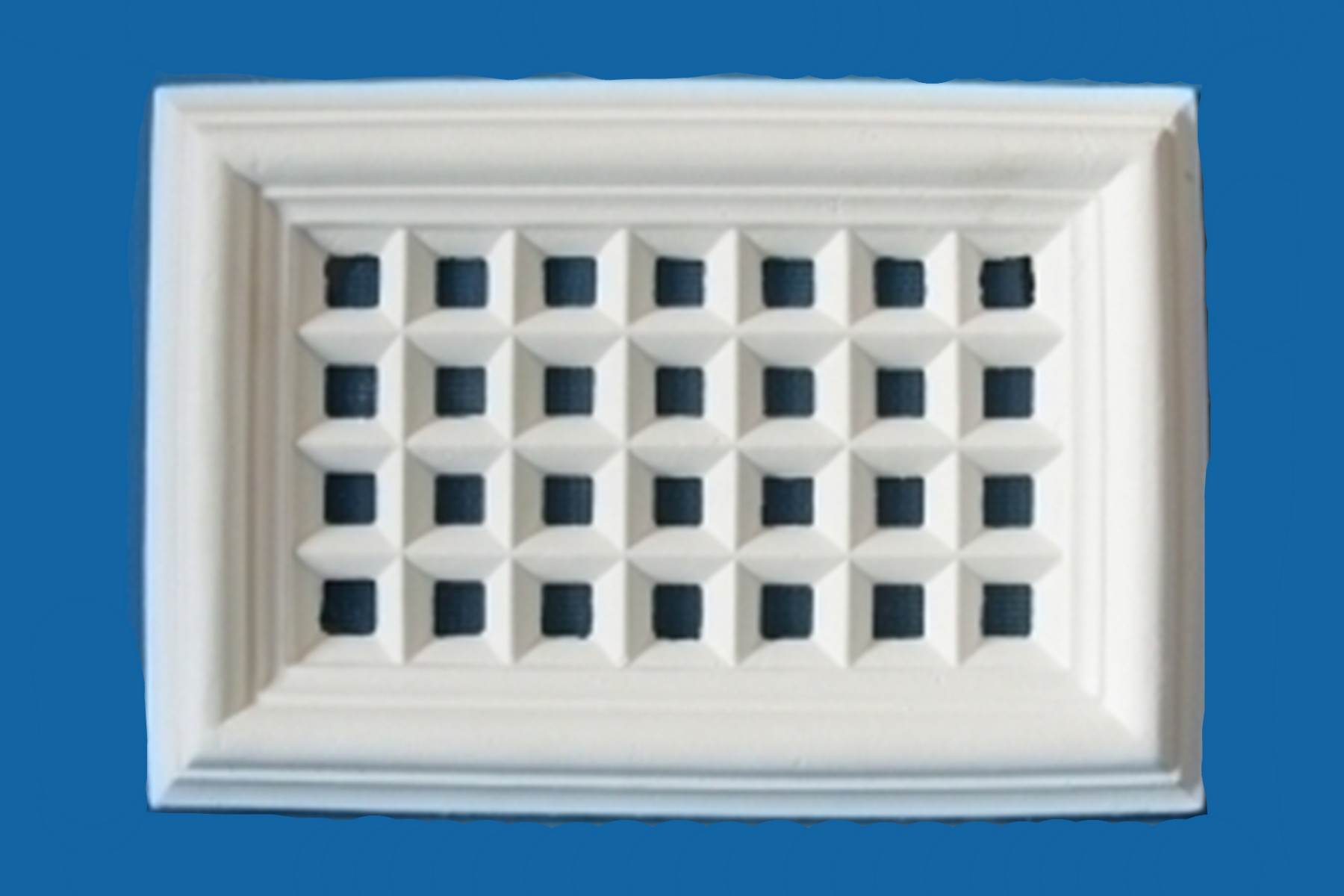 #1364A2 Plaster Vent 8 Brand New 7101 Wall Registers And Grilles images with 1800x1200 px on helpvideos.info - Air Conditioners, Air Coolers and more