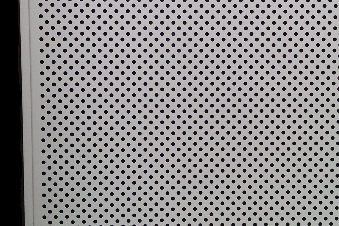 Levelo Perforated One Way Exposed 2mm 1200mm X 400mm