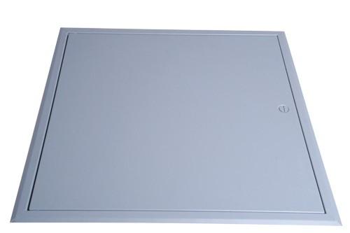 Ceiling Access Panels : Access panel budget lock metal door flanged edge
