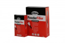 Powder Filler for ceilings panels
