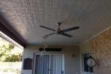 Large Maple Alfresco Ceiling