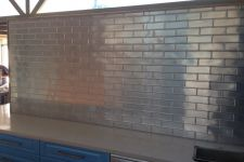 Brick Alfresco Wall Lining