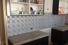Lattice Kitchen Splashback
