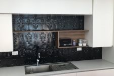 Posy Dado Black Powdercoat