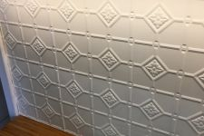 Mudgee Pressed Metal Splashback